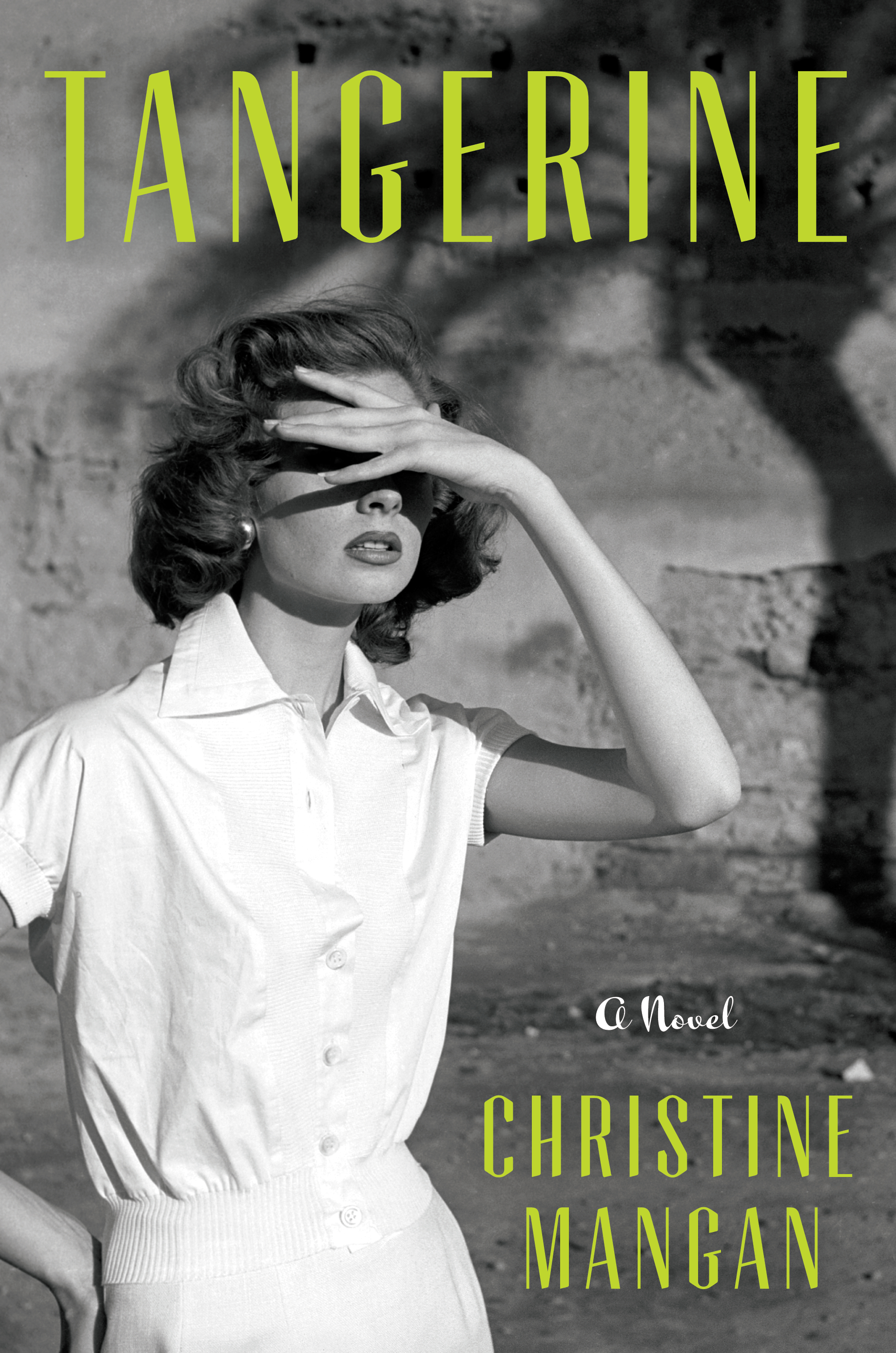 book cover of Tangerine