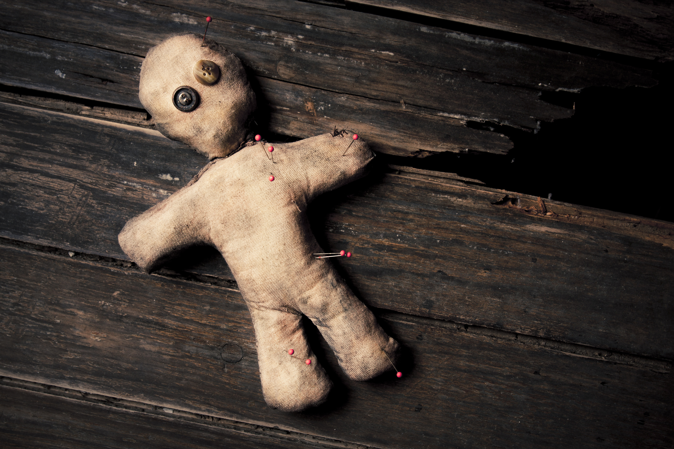 antique voodoo doll reproduction
