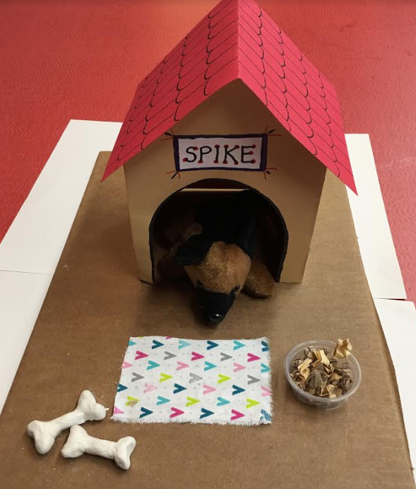 Mini Doghouse