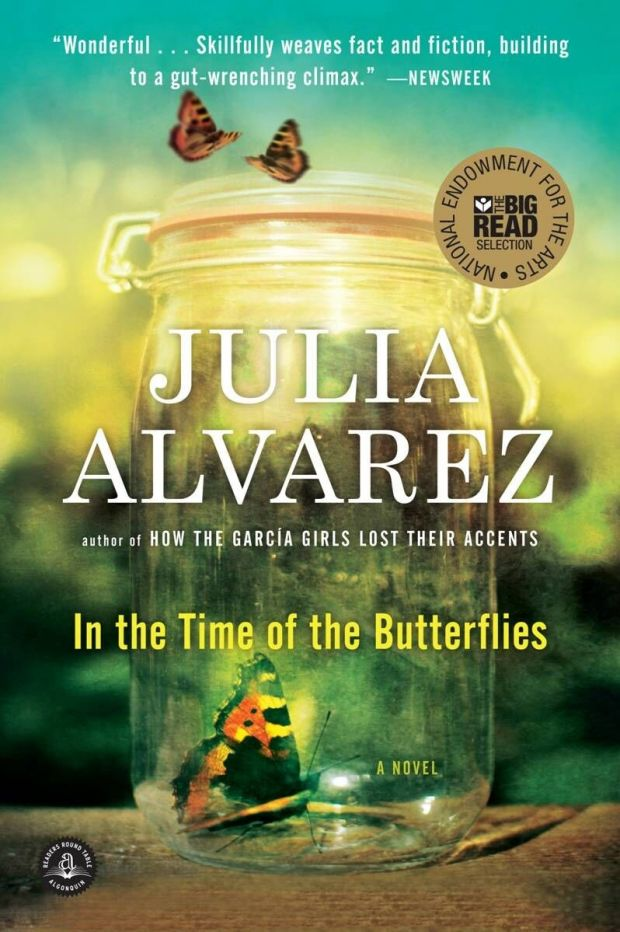 Big Read Book Club: In the Time of the Butterflies Book Discussion