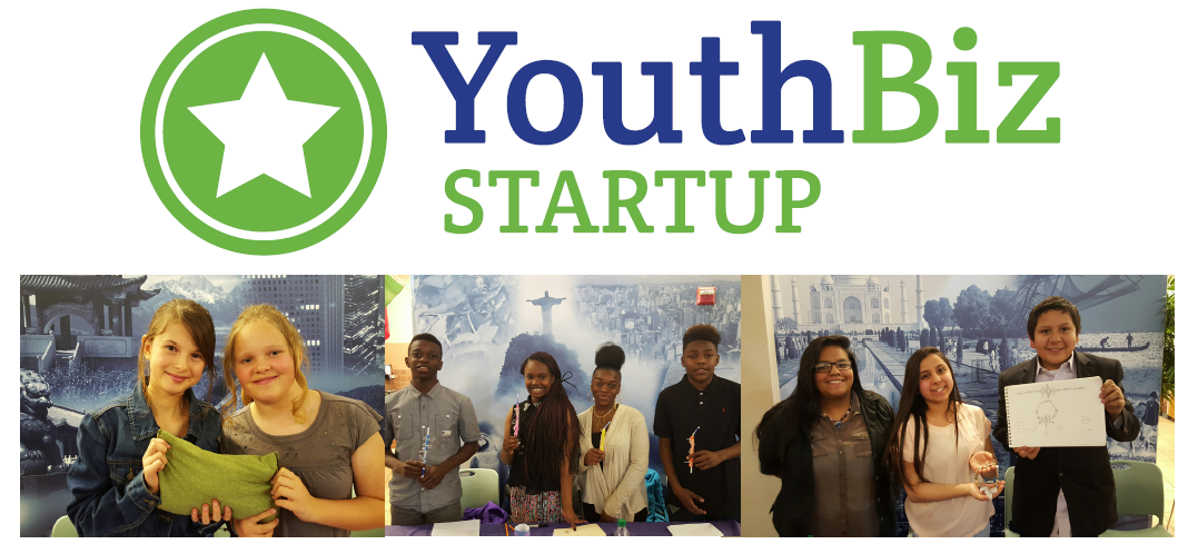 YouthBiz Presents: Startup - Think, Speak, and Act like an Entrepreneur Spring Break Camp