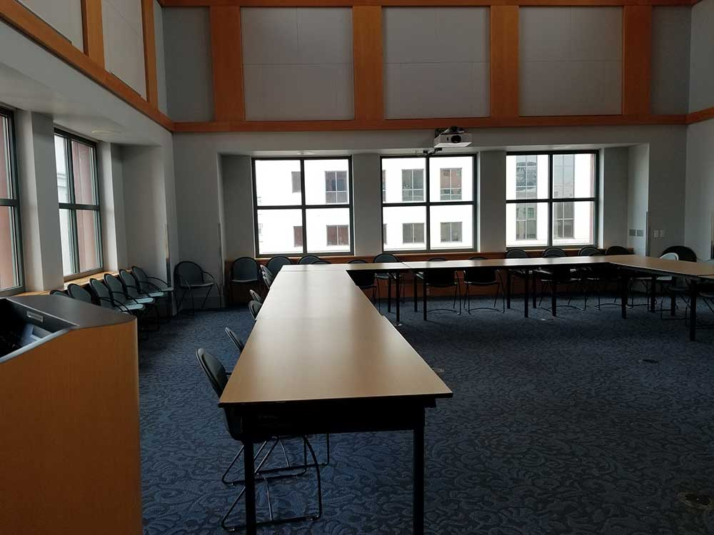Floor 5 Gates Conference Room Denver Public Library