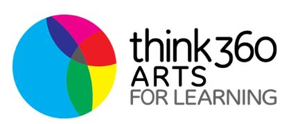 Think 360 Arts for Learning Logo
