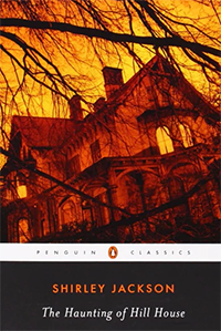 Book cover for The Haunting of Hill House by Shirley Jackson