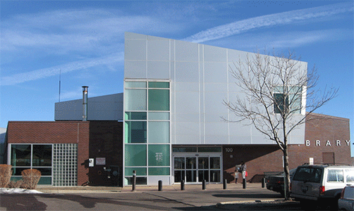 Schlessman Family Branch Library exterior