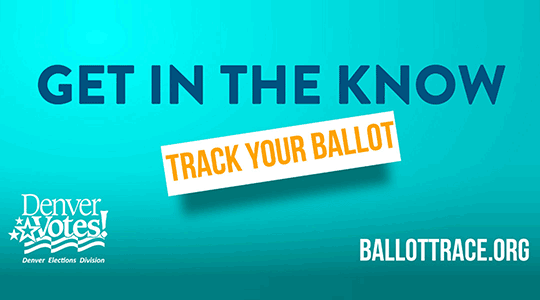 Vote and Track Your Ballot