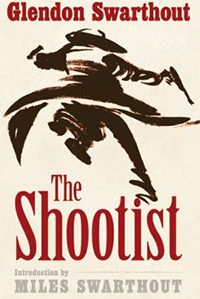 Book cover for The Shootist by Glendon Swarthout