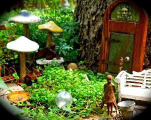create a magical miniature garden space - Fairy Garden Ideas For Small Spaces