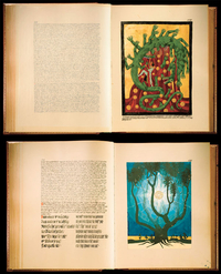 The Red Book Illustrations