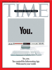 Time Magazine cover - You