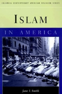"Cover of ""Islam in America,"" a book available from the Denver Public Library"