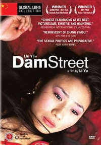 "Cover of the film ""Dam Street,"" available from DPL"
