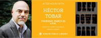 After hours with Héctor Tobar