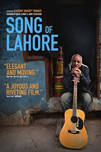 "Cover of the documentary ""Song of Lahore"""