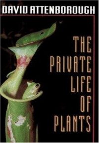 Book cover of The Private Life of Plants