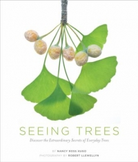 Book cover of Seeing Trees