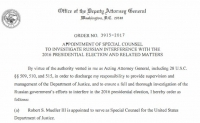 Special Counsel order