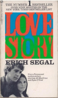 Cover of the book The Love Story