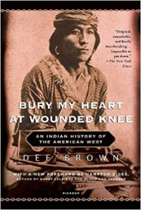 Bury My Heat at Wounded Knee cover