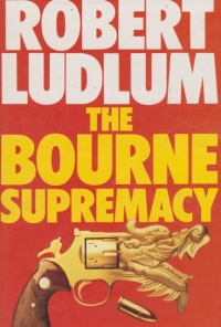 Bourne Supremacy Cover