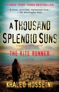 "Cover of ""A Thousand Splendid Suns,"" available from the Denver Public Library"