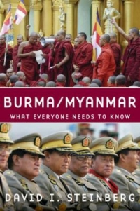 "Cover of ""Burma/Myanmar: What Everyone Needs to Know,"" available from DPL"