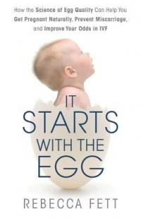 "Cover of ""It Starts with the Egg,"" available from DPL"