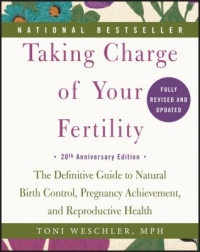 "Cover of ""Taking Charge of Your Fertility,"" available from DPL"
