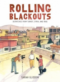 book cover for Rolling Blackouts
