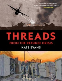 book cover for Threads