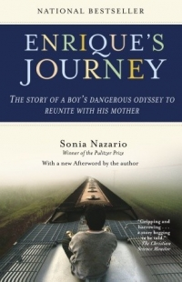 "Cover of the book ""Enrique's Journey,"" available from DPL."