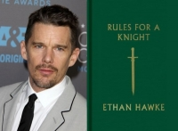 Ethan Hawke and his book