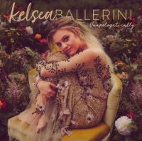 cover of Unapologetically by Kelsea Ballerini