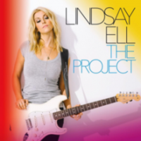 cover of The Project by Lindsay Ell