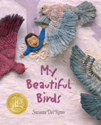 "Cover of ""My Beautiful Birds,"" available from DPL."