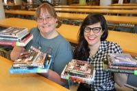 DPL Librarians make suggestions