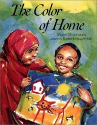 "Cover of ""The Color of Home,"" available from DPL."