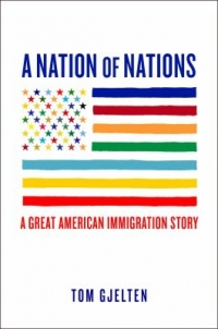 "Cover of the book ""A Nation of Nations,"" available from DPL."