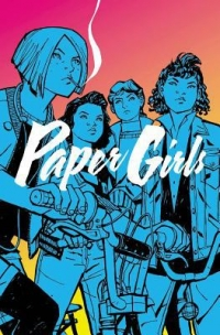 Cover: Paper Girls/Vaughan
