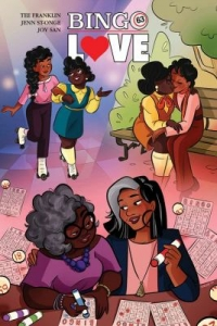 cover: Bingo Love by Tee Franklin