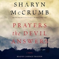 cover: Prayers the Devil Answers by Sharyn McCrumb
