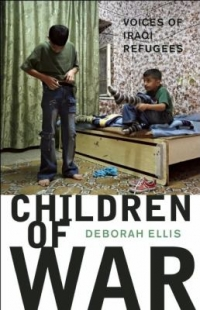 "Cover of the book ""Children of War,"" available from DPL."