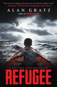 "Cover of the book ""Refugee,"" available from DPL."