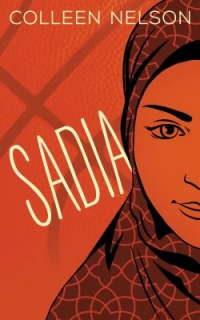 "Cover of the book ""Sadia,"" available from DPL."