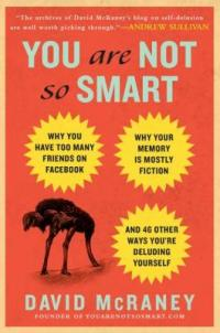 You Are Not So Smart book cover