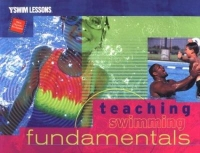 Book cover: Teaching swimming fundamentals