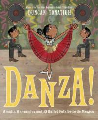 "Cover of ""Danza!"" available from DPL."