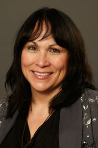 Photo of Renee Fajardo, César Chávez Leadership Hall of Fame Award recipient