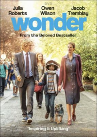 Wonder Movie cover from the Denver Public Library's catalogue