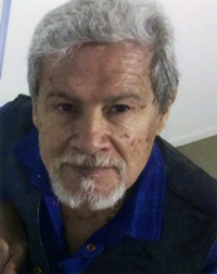 Photo of Carlos Santistevan, César Chávez Leadership Hall of Fame Award recipient